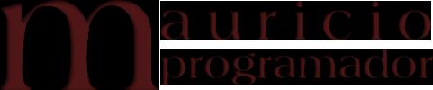 Logo Mauricio Programador
